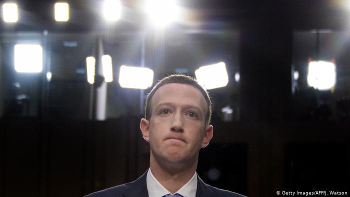 """Donald Trump: """"Nettes Treffen"""" mit Mark Zuckerberg"""